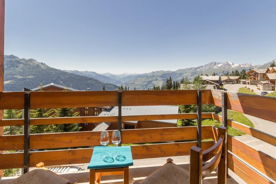 Location au ski Studio coin montagne 4 personnes (410) - Les Hauts De La Rosiere - La Rosière