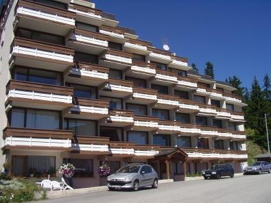 Location au ski Residence La Chanousia - La Rosière