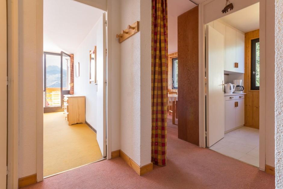 Location au ski Appartement 3 pièces 6 personnes (46) - Residence La Chanousia - La Rosière