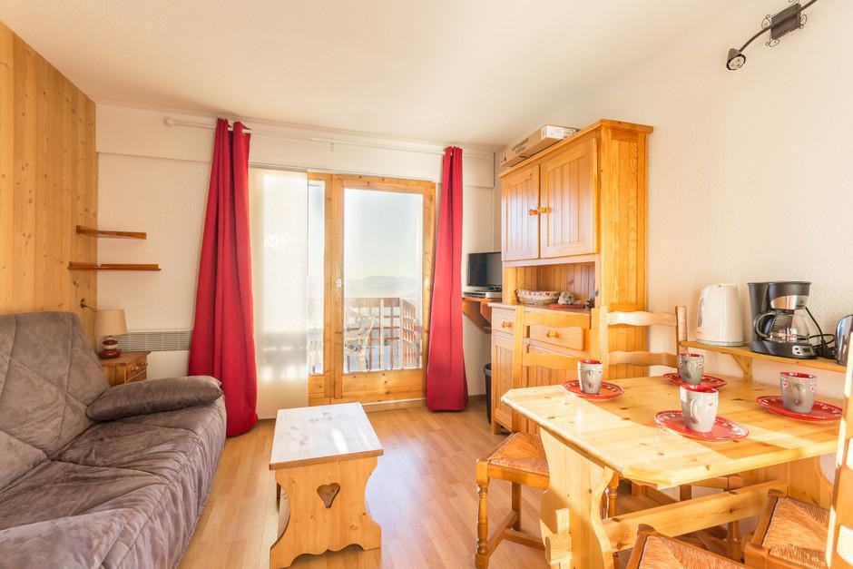 Location au ski Studio 4 personnes (311) - Residence Le Belvédère - La Rosière