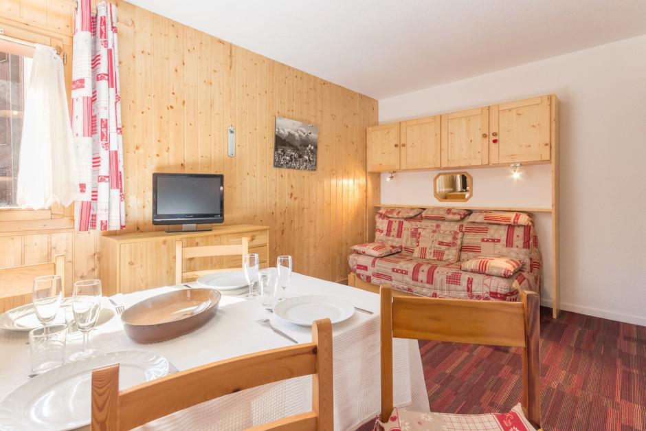 Location au ski Studio 4 personnes (214) - Residence Le Belvédère - La Rosière
