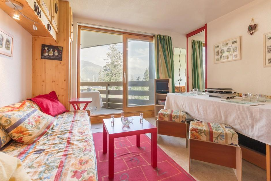 Location studio au ski Residence Le Valaisan I