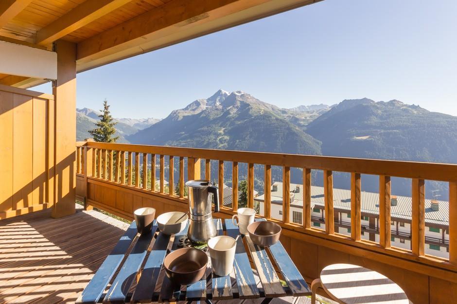 Location au ski Studio coin montagne 4 personnes (33) - Residence Les Vertes Annees - La Rosière