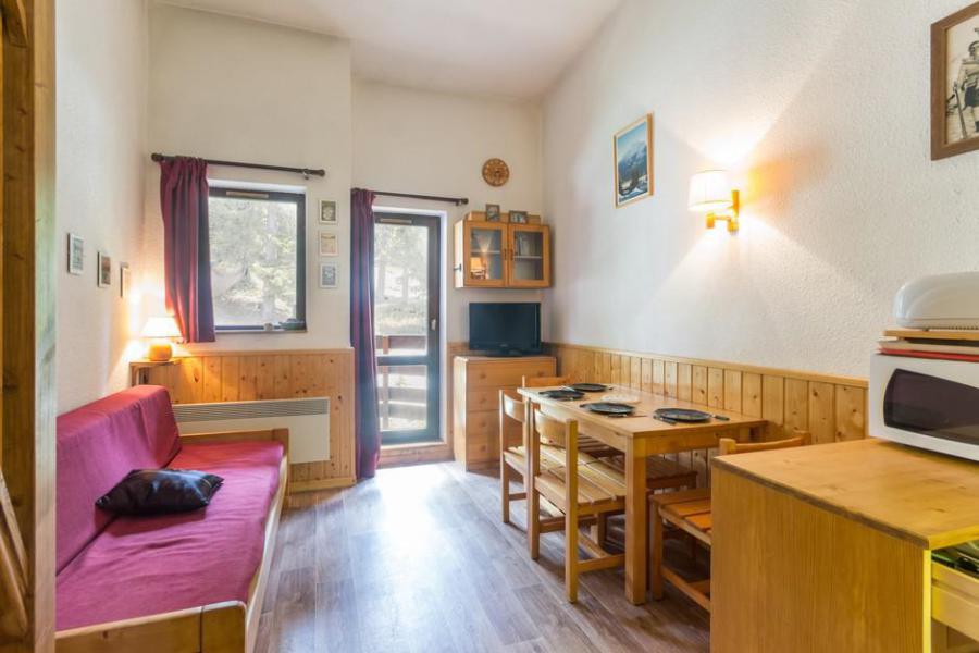 Location au ski Appartement 1 pièces 6 personnes (ROSI-BQTA326) - La Résidence les Bouquetins - La Rosière