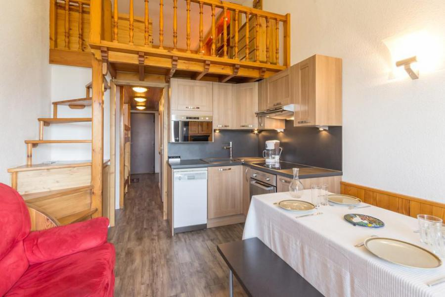 Location au ski Appartement 2 pièces mezzanine 6 personnes (311) - La Résidence les Bouquetins - La Rosière