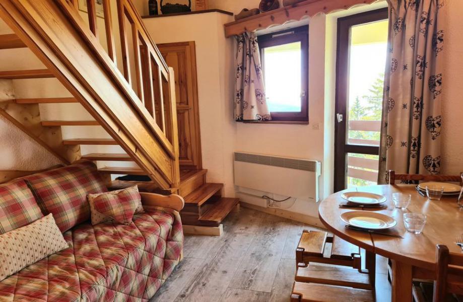 Location au ski Studio coin montagne 4 personnes (323) - La Résidence les Bouquetins - La Rosière