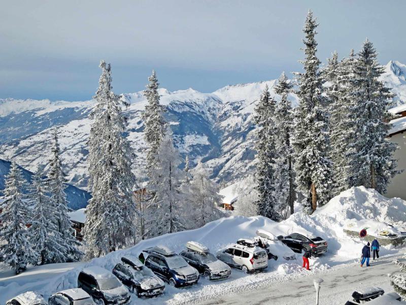 Location au ski Studio coin montagne 5 personnes (ROSI-BQTA212) - La Résidence les Bouquetins - La Rosière