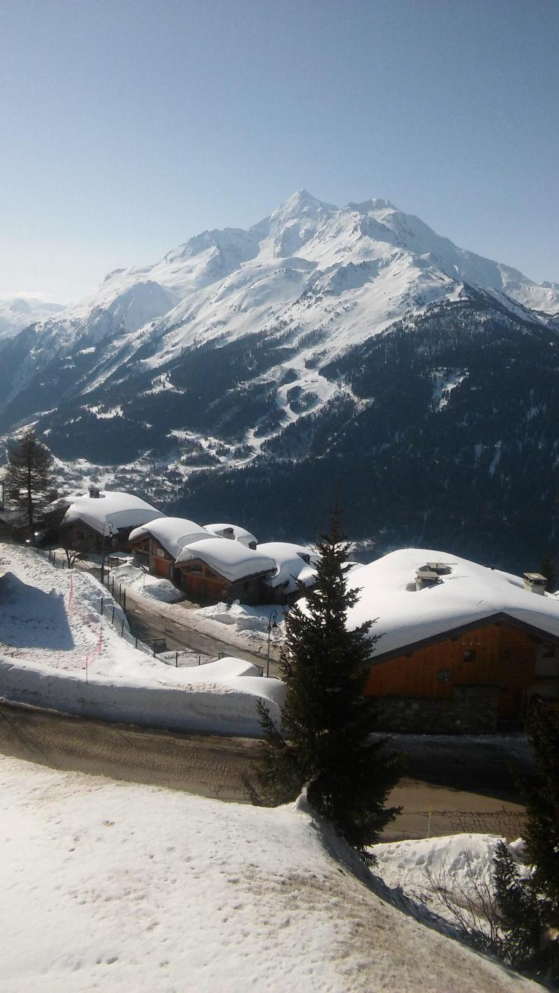 Rent in ski resort 2 room apartment sleeping corner 6 people (23) - La Résidence les Chavonnes - La Rosière