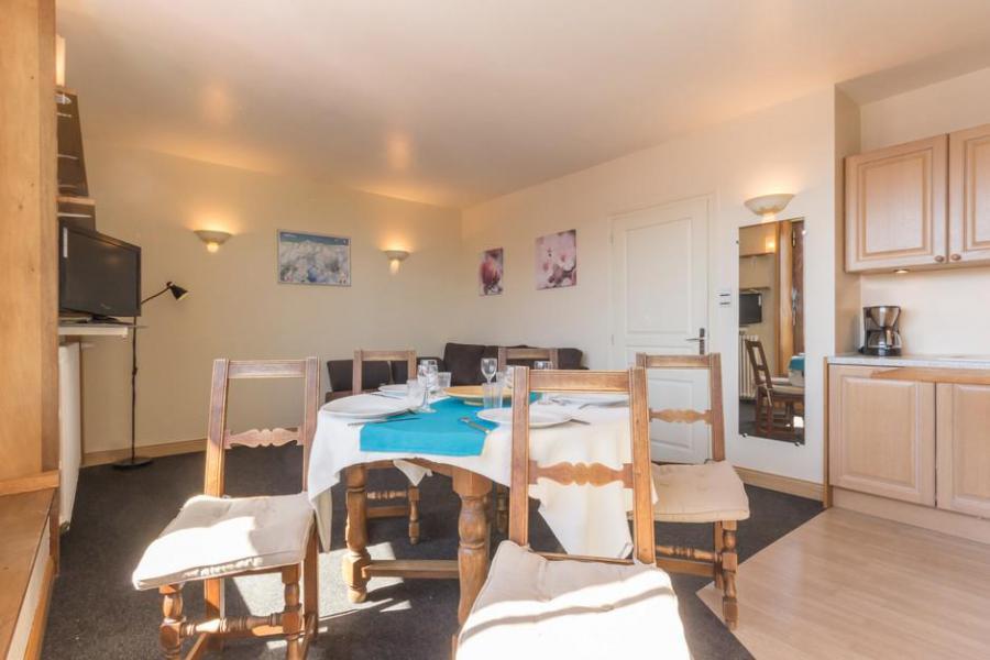 Rent in ski resort Studio sleeping corner 4 people (20) - La Résidence les Chavonnes - La Rosière