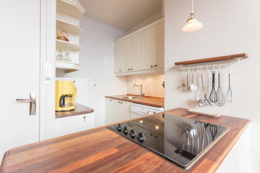 Rent in ski resort 2 room apartment 6 people (33) - La Résidence les Chavonnes - La Rosière