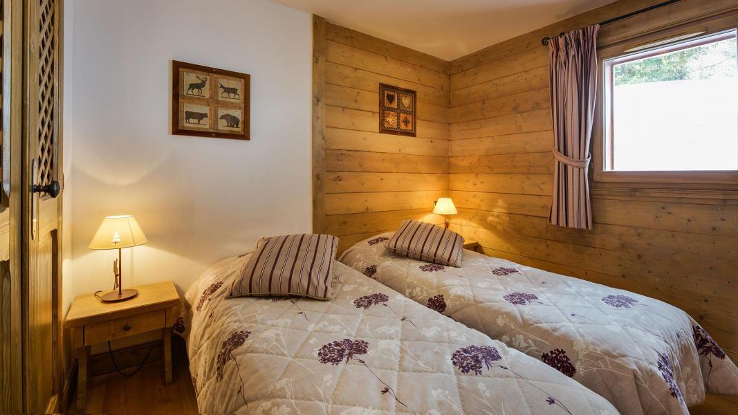 Alquiler al esquí Les Cimes Blanches - La Rosière - Habitación