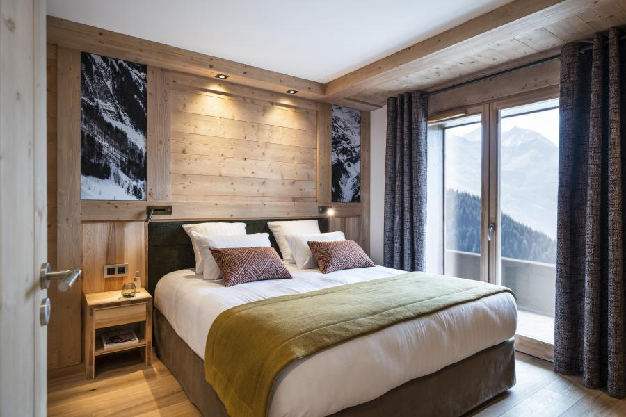 Location au ski Résidence Alpen Lodge - La Rosière - Chambre