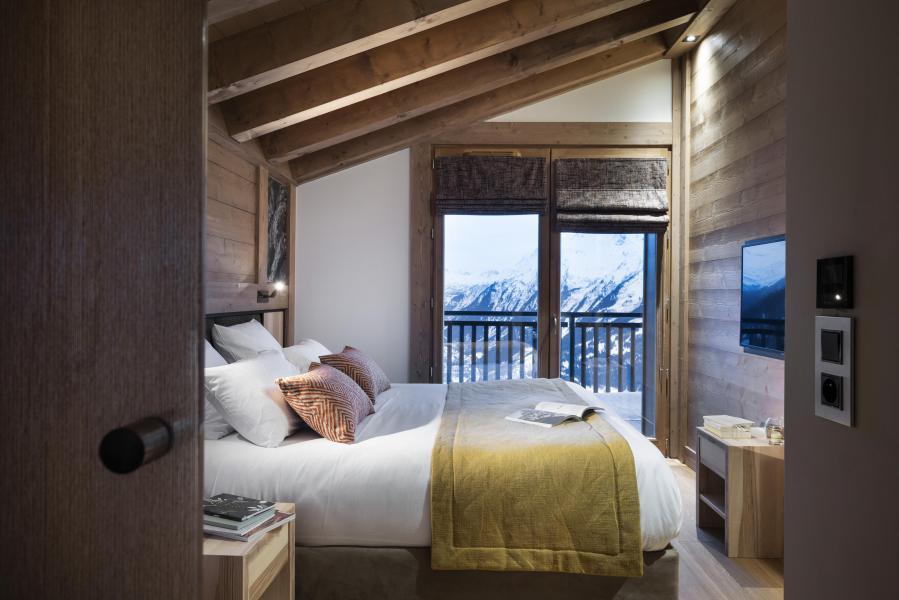 Location au ski Résidence Alpen Lodge - La Rosière - Lit double