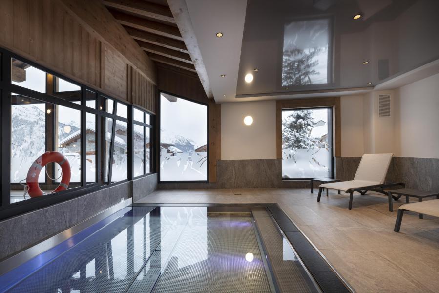 Location au ski Résidence Alpen Lodge - La Rosière - Relaxation
