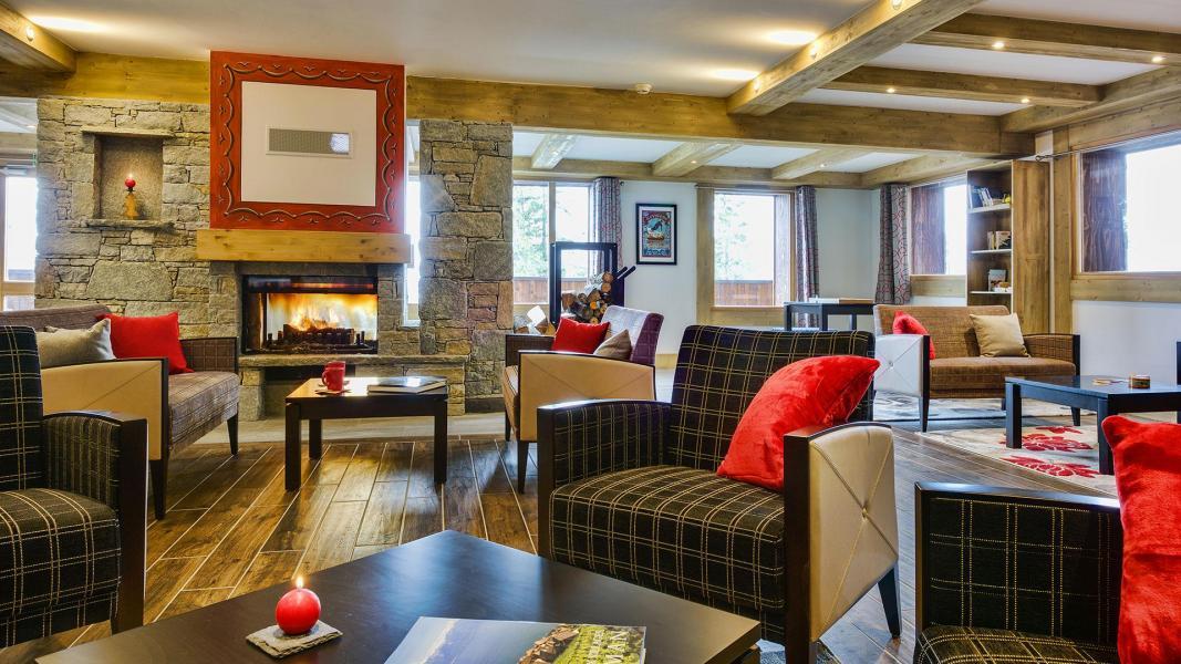 Location au ski Résidence Chalet les Marmottons - La Rosière - Relaxation