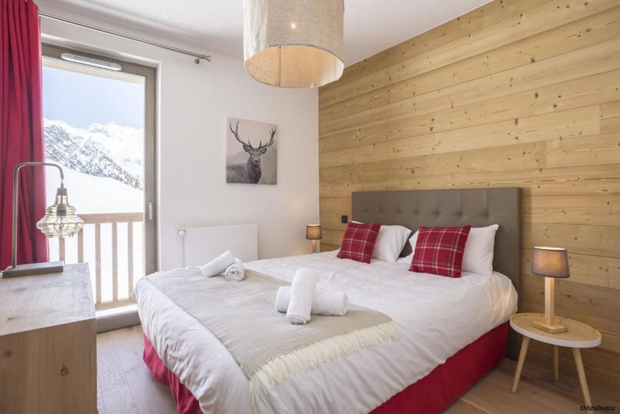 Location au ski Résidence le Hameau de Barthélémy - La Rosière - Fenêtre