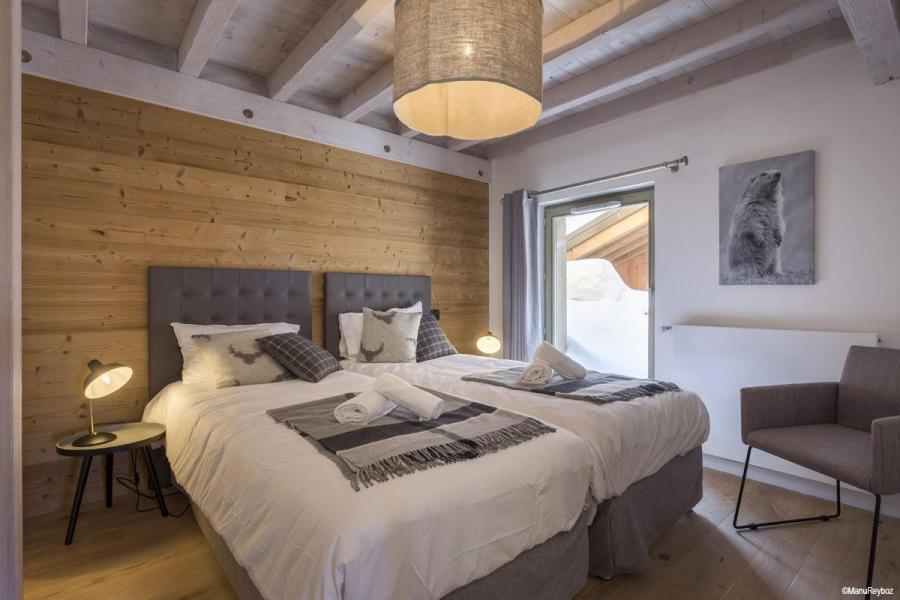 Location au ski Résidence le Hameau de Barthélémy - La Rosière - Lits twin