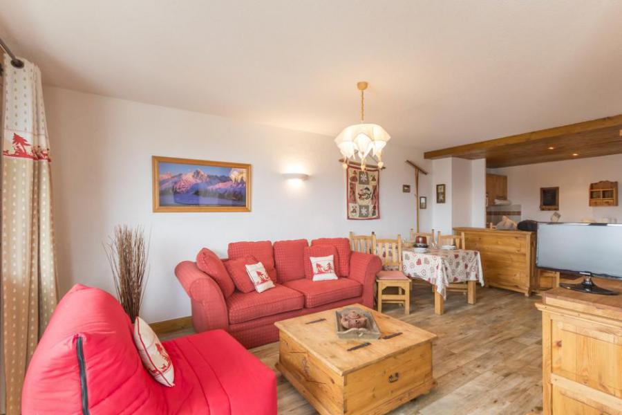 Wynajem na narty Apartament 2 pokojowy 4 osób (16) - Résidence les Chalets du Valaisan - La Rosière