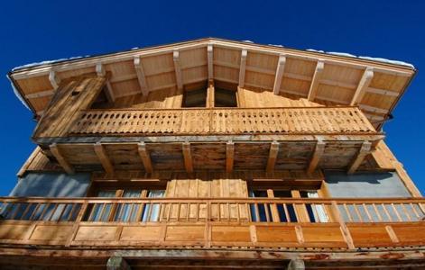 Location au ski Chalet Gaiduch - La Rosière - Extérieur hiver