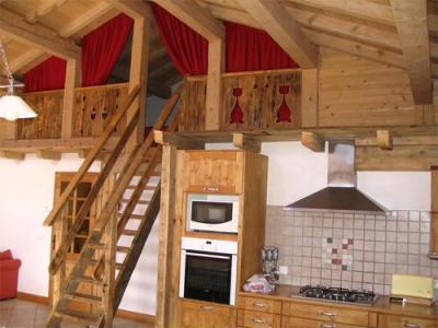 Location au ski Chalet 6 pièces mezzanine 14 personnes - Chalet Gaiduch - La Rosière - Cuisine