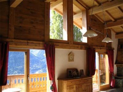 Location au ski Chalet 6 pièces mezzanine 14 personnes - Chalet Gaiduch - La Rosière - Fenêtre
