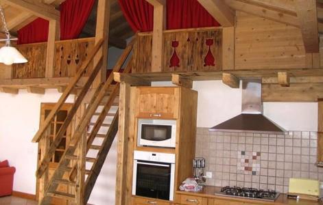 Location au ski Chalet Gaiduch - La Rosière - Four