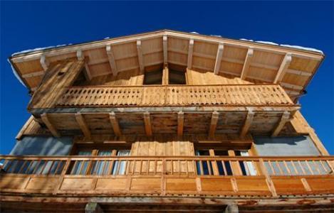 Location au ski Chalet 6 pièces mezzanine 14 personnes - Chalet Gaiduch - La Rosière - Extérieur hiver