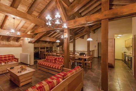 Rent in ski resort Les Balcons de la Rosière - La Rosière - Bench seat