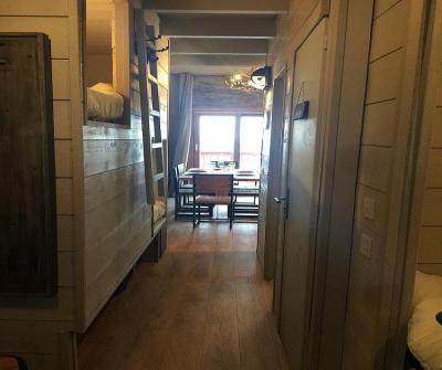 Rent in ski resort Studio mezzanine 6 people (515) - Les Hauts de la Rosière - La Rosière - Apartment