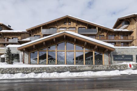 Location La Rosière : Résidence Alpen Lodge hiver