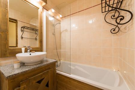 Rent in ski resort Résidence Chalet le Refuge la Rosière - La Rosière - Bathroom