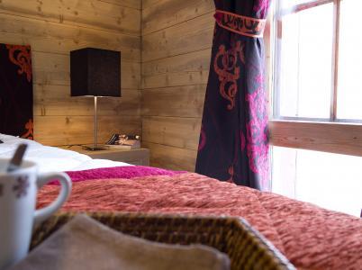 Location au ski Résidence Chalet les Marmottons - La Rosière - Chambre