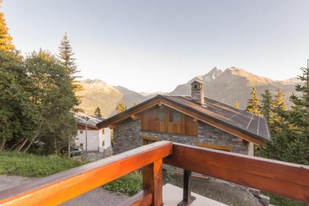 Rent in ski resort 3 room apartment 6 people (1A) - Résidence le Belleface - La Rosière