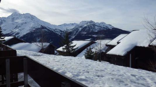Rent in ski resort Studio sleeping corner 4 people (105) - Résidence le Belvédère - La Rosière