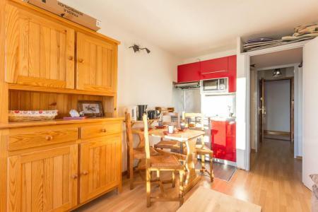 Rent in ski resort Studio 4 people (311) - Résidence le Belvédère - La Rosière - Table