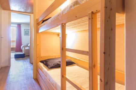 Rent in ski resort Studio cabin 6 people (412) - Résidence le Belvédère - La Rosière - Apartment