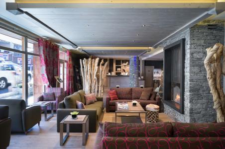 Location au ski Résidence le Lodge Hemera - La Rosière - Réception