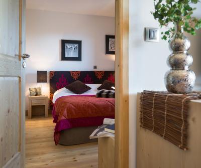 Rent in ski resort Résidence le Lodge Hemera - La Rosière - Bedroom
