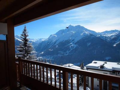 Rent in ski resort Studio sleeping corner 4 people (23) - Résidence les Vertes Années - La Rosière