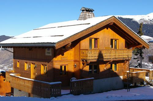 Ski en famille Les Chalets De La Tania