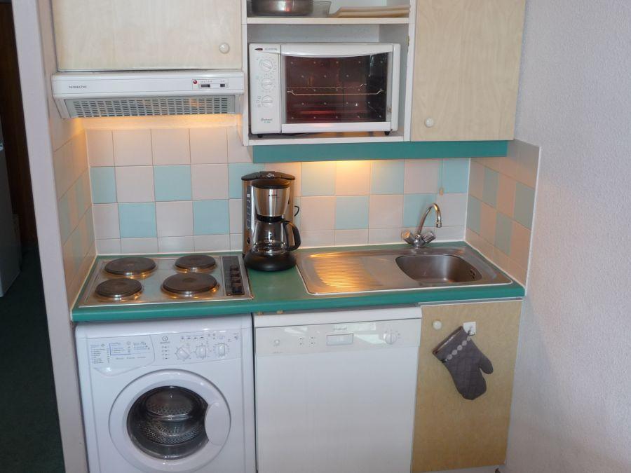 Location au ski Appartement duplex 4 pièces cabine 8 personnes (1118) - Residence Grand Bois - La Tania