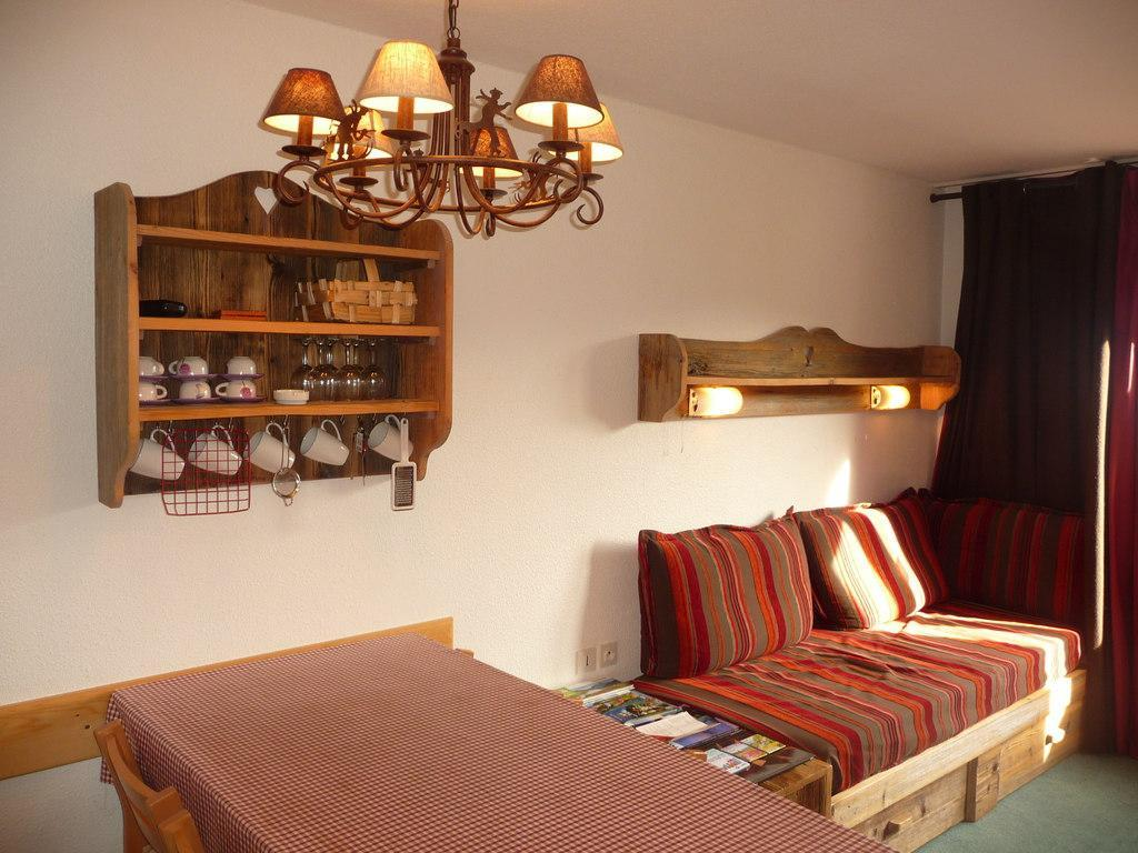 Location au ski Appartement 2 pièces 5 personnes (916) - Residence Grand Bois - La Tania