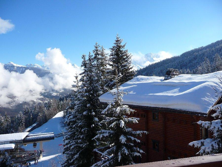 Location au ski Appartement duplex 4 pièces cabine 9 personnes (1132) - Residence Grand Bois - La Tania
