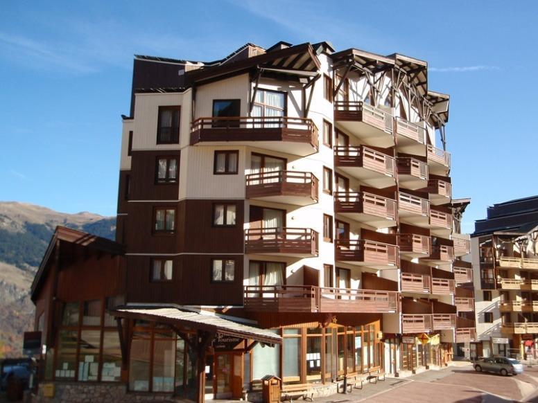 Location au ski Residence Les Folyeres - La Tania