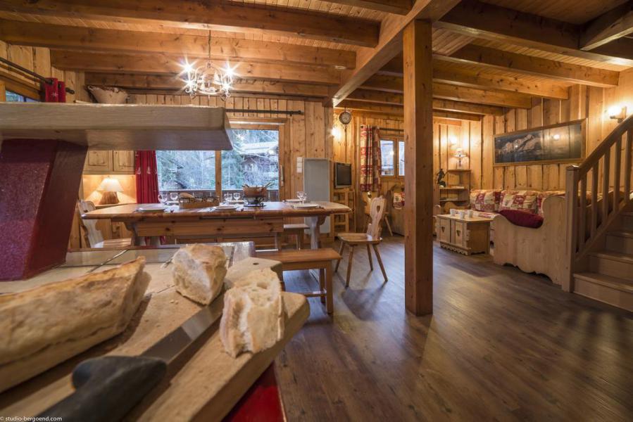 Аренда на лыжном курорте Шале дуплекс 4 комнат 13 чел. - Chalet Berger - La Tania