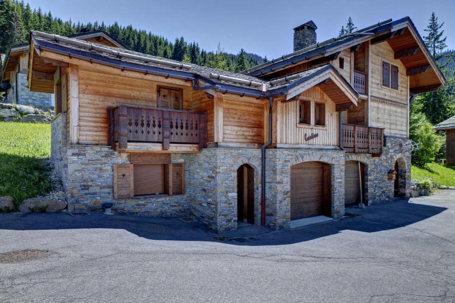 Location au ski Chalet duplex 3 pièces 6 personnes - Chalet Carlina Extension - La Tania