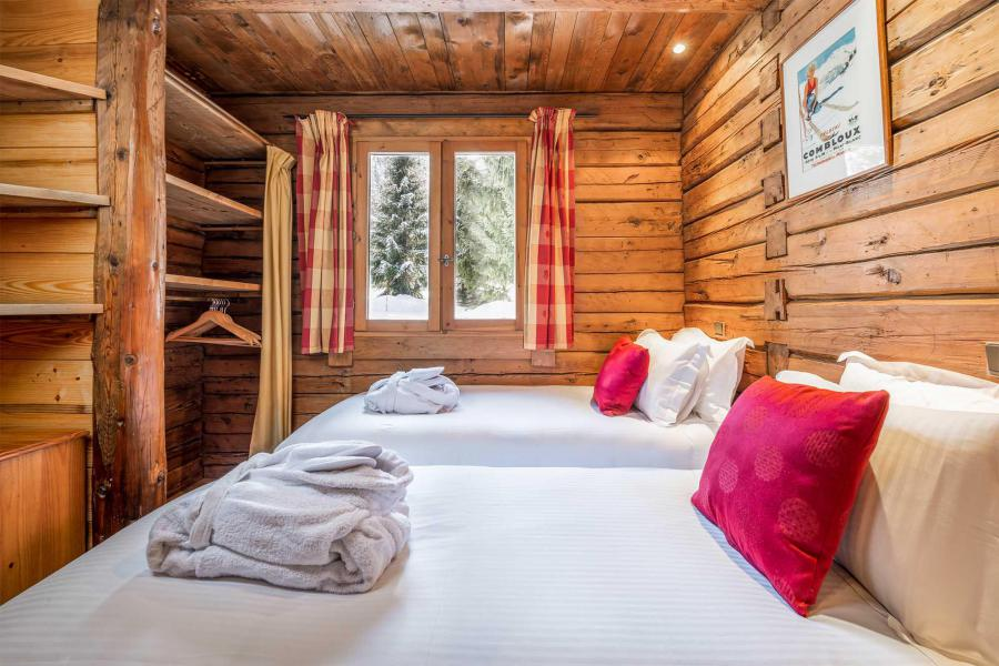 Ski verhuur Chalet Elliot Est - La Tania - Kamer
