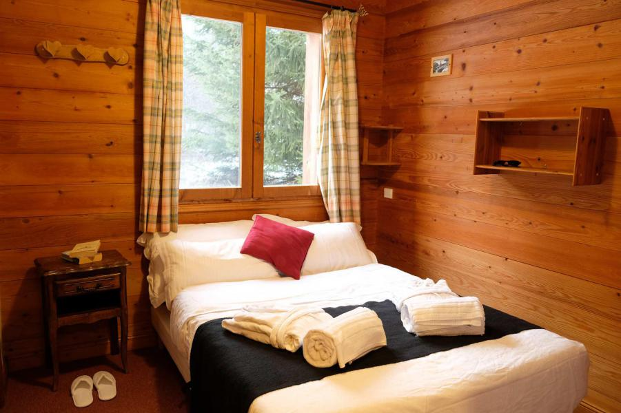 Ski verhuur Chalet Lea - La Tania - Kamer