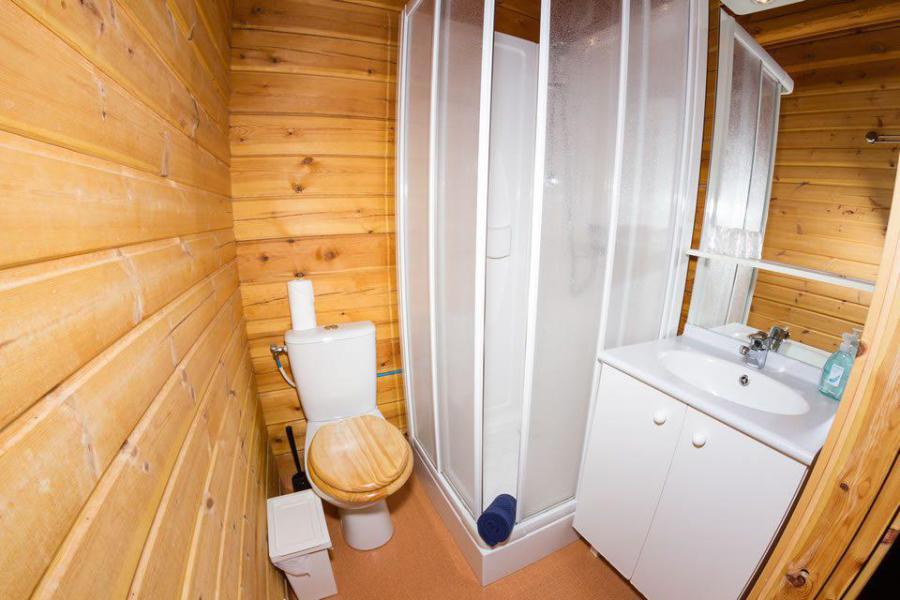 Location au ski Chalet mitoyen 8 pièces 14 personnes - Chalet Noella - La Tania - Douche