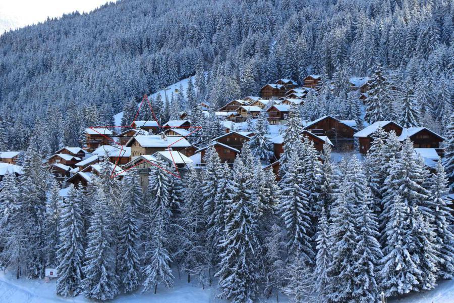 Location au ski Chalet Orchis - La Tania